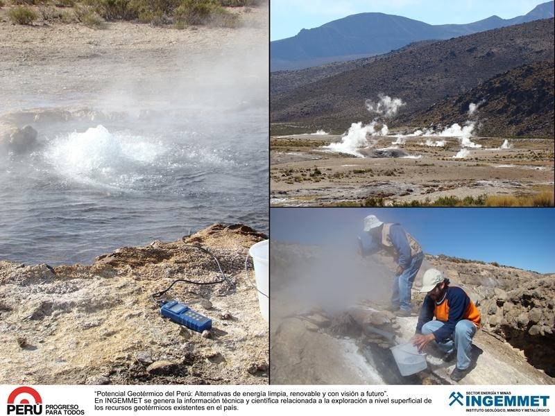 INGEMMET presentará proyecto de geotermia en cumbre mundial COP20