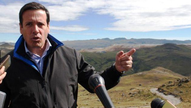 Javier Velarde (Foto: El Clarín)