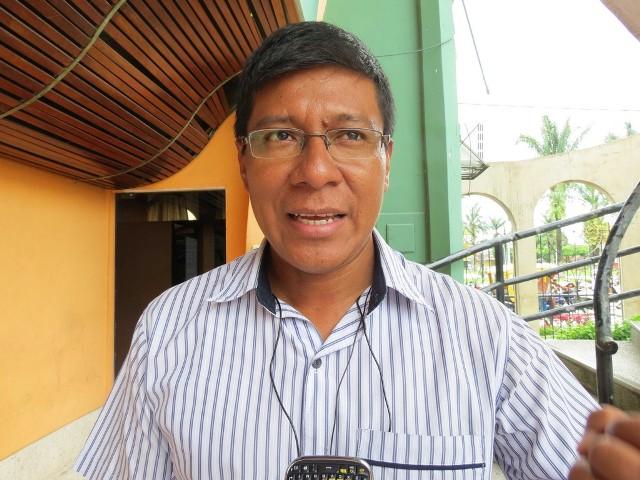José Manuyama, integrante del Comité del Agua respecto a la COP 20