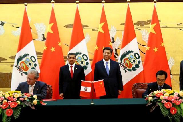 MINEM suscribe acuerdos con empresas chinas en beneficio de sector mineroenergético