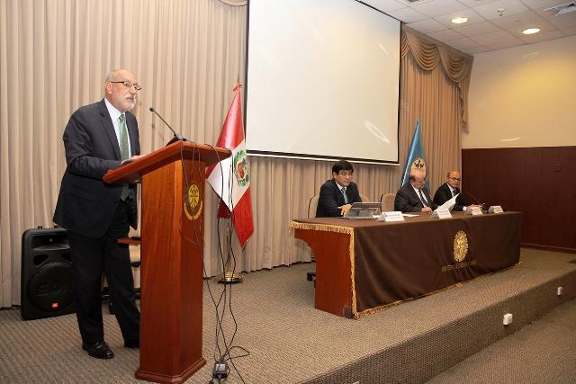Matriz de generación eléctrica del Perú tendrá 60 por ciento de energía renovable