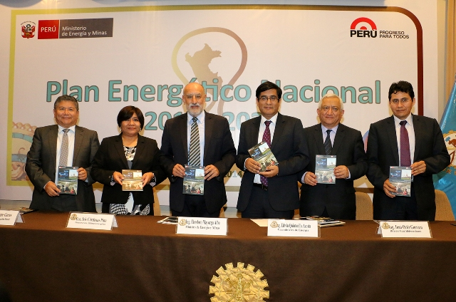 Plan Energetico Nacional 2014-2025