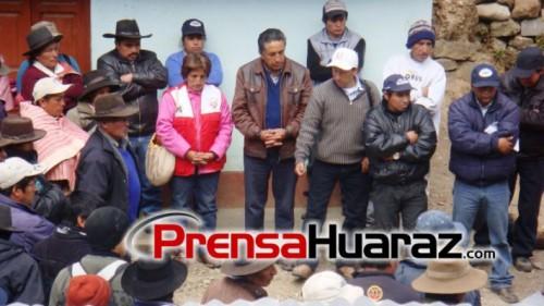 Vicente Díaz Vela denunciado por Sindicato de Antamina