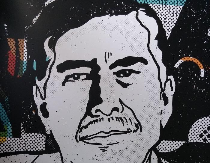 Heraclio Ríos, ex CEO de Compañía Minera Raura (Ilustración: José Antonio Mesones)