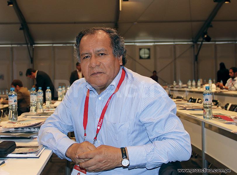 Antonio Samaniego, Presidente del IIMP