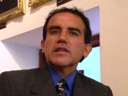 Arturo Alfaro, director de la ONG Vida (Foto: Andina)