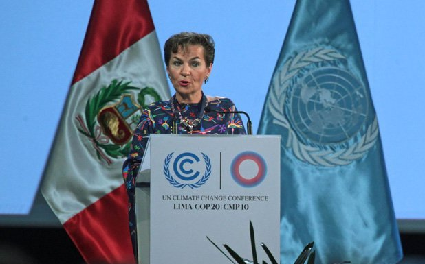 Christiana Figueres (Foto: Andina)