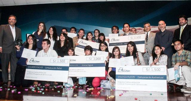 Ganadores ETECOM 2014-B