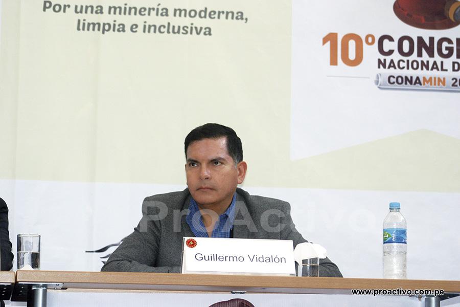 Guillermo Vidalón del Pino, Superintendente de Relaciones Públicas de Southern Perú
