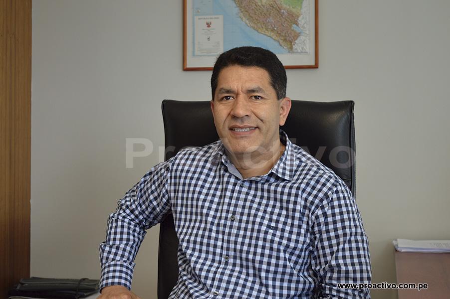 Edi Vallejos, gerente de Marketing de Bayer