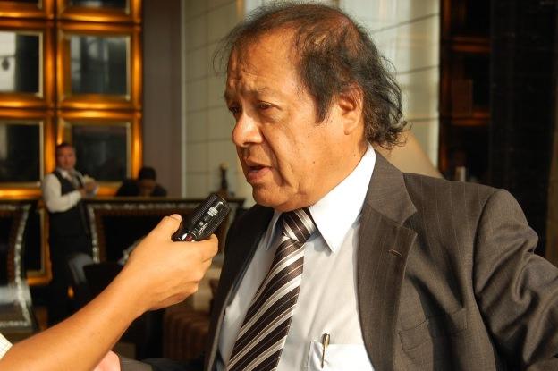 Ing. Julio César Gallardo Álvarez, presidente de la Cámara Minera del Perú