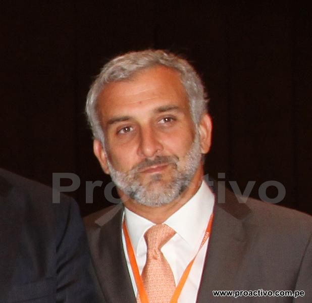 Javier García Burgos, CEO de IC Power