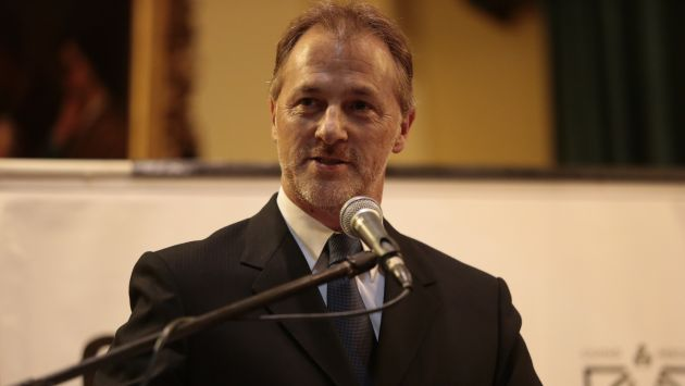 Jorge Muñoz Wells, alcalde de Miraflores (Foto: USI)