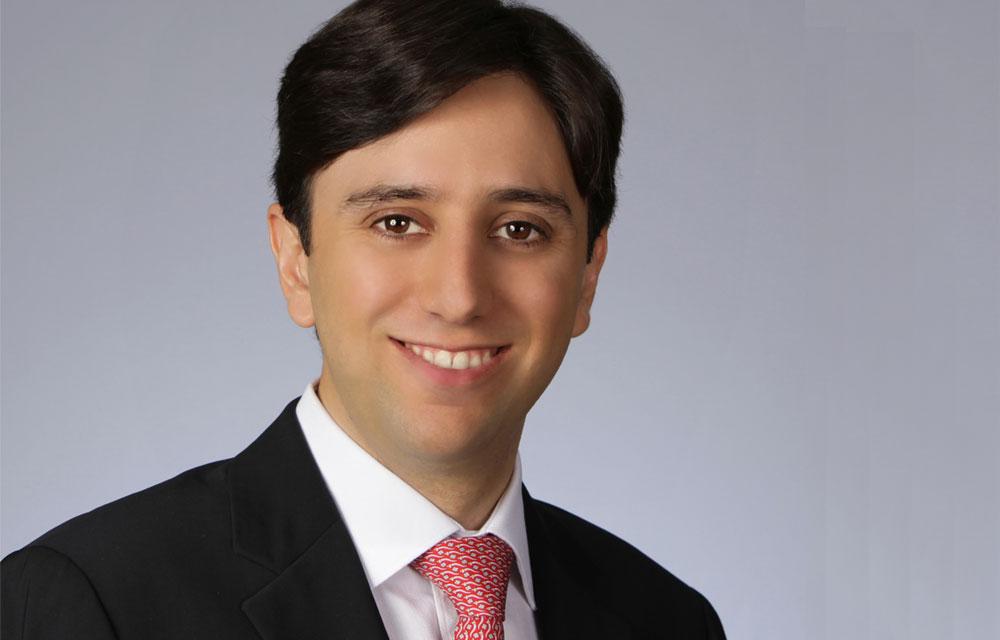 Juan Lorenzo Maldonado, economista para Perú del banco de inversión Credit Suisse