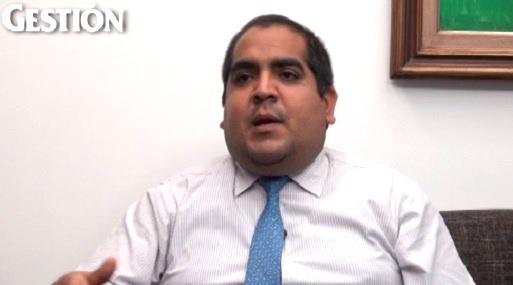 Luis Ordoñez, jefe de Análisis de Intéligo SAB
