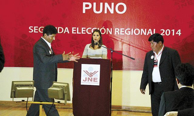 DE TODO. Candidatos hablaron poco de propuestas y prefirieron atacarse durante debate. (Liubomir Fernández/La República)