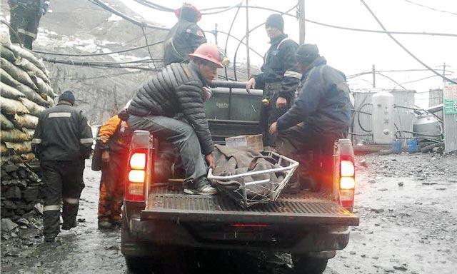 Matan a vigilante para asaltar la minera LIOSAR en La Rinconada