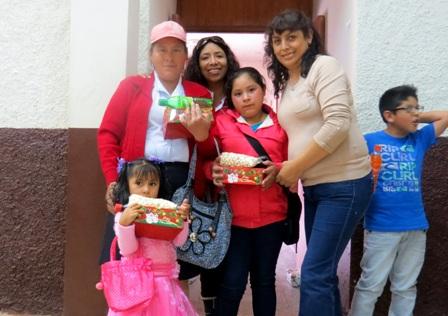 Navidad en Huamachuco. Foto: Cortesía