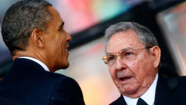 Raúl Castro y Barack Obama (Foto: Reuters)