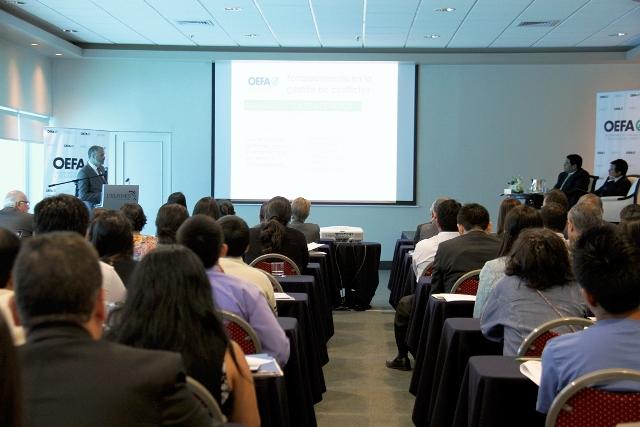 """Seminario """"Experiencias en la prevención y gestión de los conflictos socioambientales"""""""