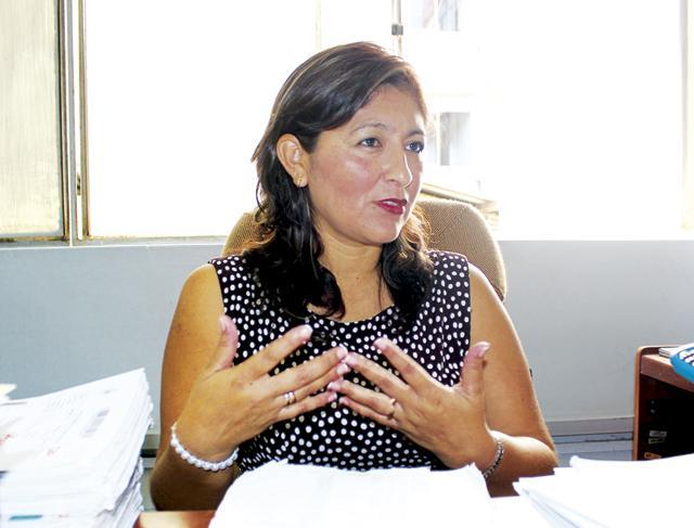 Silvia Rumiche Rochabrún (Foto: la República)