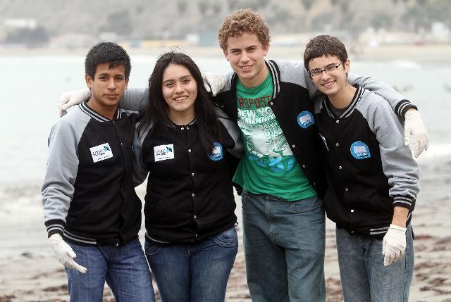 UTEC busca reducir riesgo ecológico del mar peruano con innovador reality de ingeniería