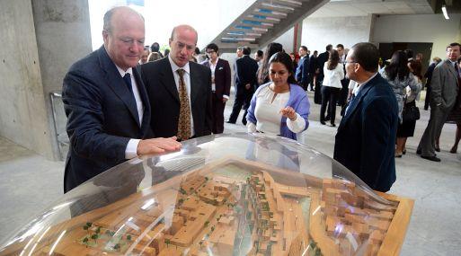 UTEC invirtió US$ 100 millones en construcción de su nuevo campus universitario
