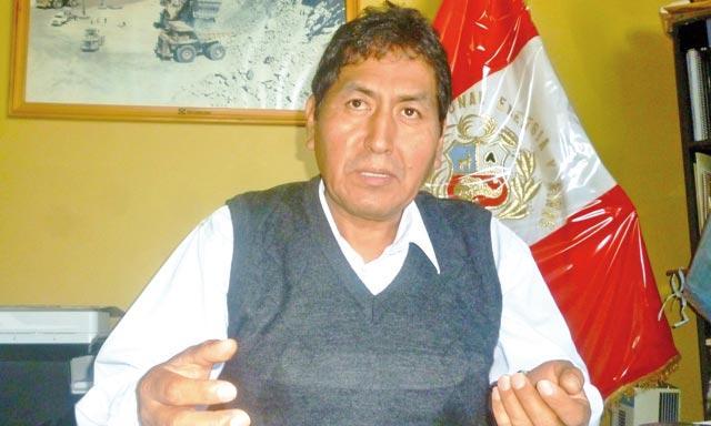 Jesús Durán, director regional de Energía y Minas (Foto: la República)