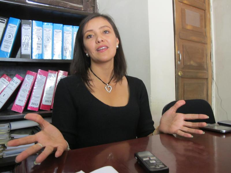 Yamila Osorio (Foto:HBA Noticias)