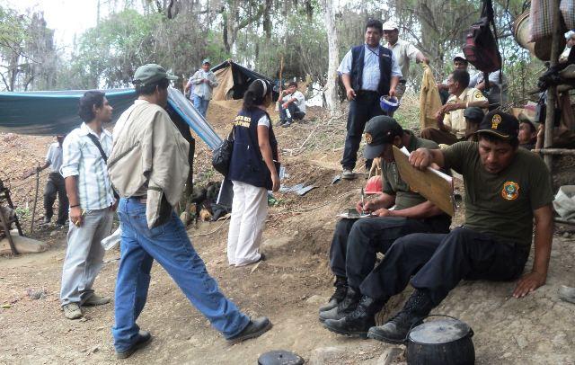 Autoridades de Piura continuarán proceso de formalización minera