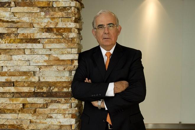 Diego Hernández,CEO de Antofagasta Minerals(Foto: La Tercera)