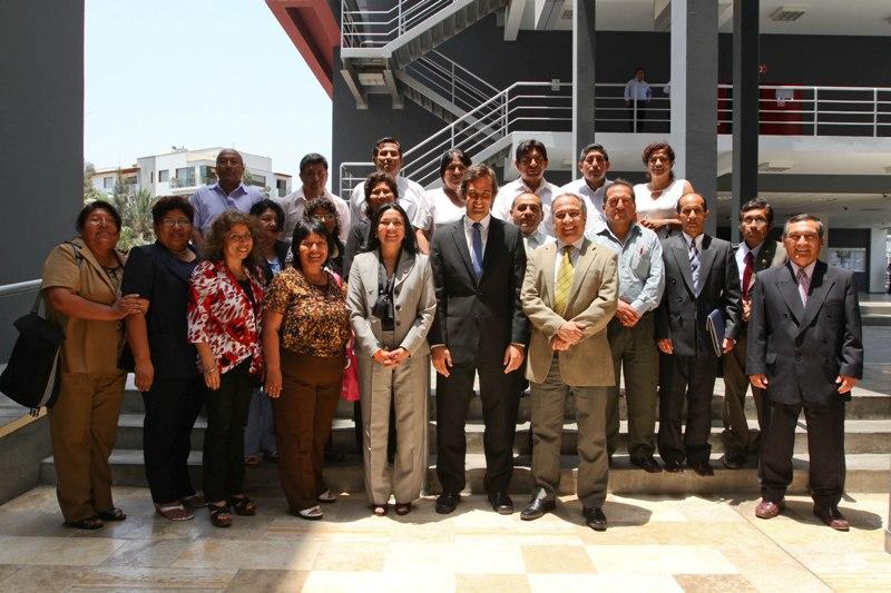 ESAN capacita en Alta Gerencia a 30 directores de colegios nacionales