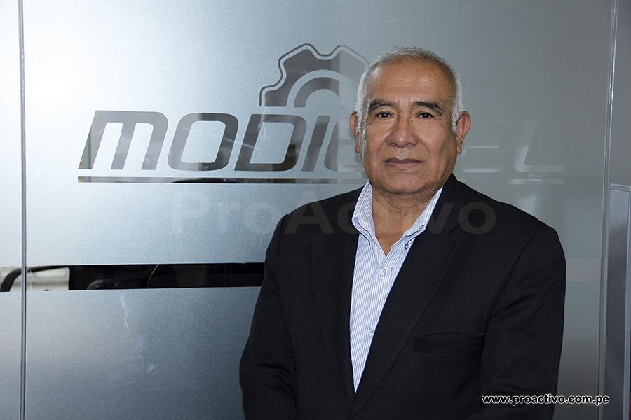 PROACTIVO DEL MES. José Martín Ginez Anglas.