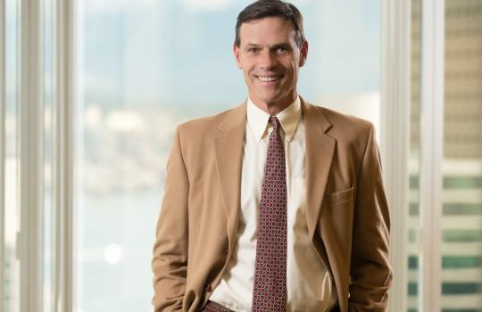 Jim Bannantine, CEO de Aura Minerals