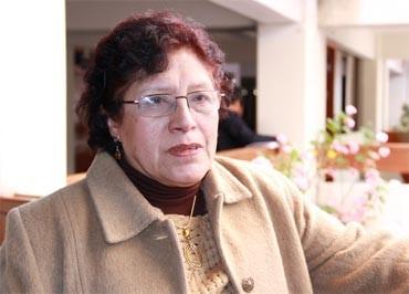 Luz Herquinio Alarcón, responsable de Oficina Defensorial de Puno. (Foto: Los Andes)