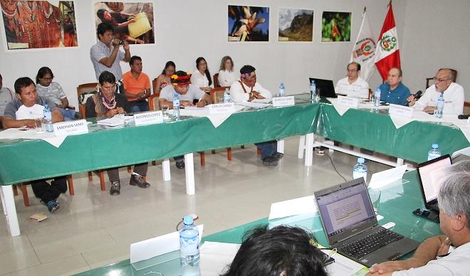 Tras participar de reunión del Ejecutivo en Iquitos, titular del sector reafirmó que se apoyará a comunidades originarias y se respetará sus derechos(Foto:Difusión)