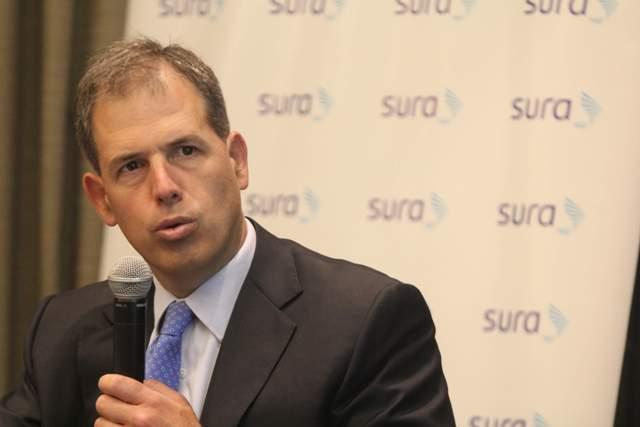 ·        Mario Ventura, Gerente General de Seguros SURA