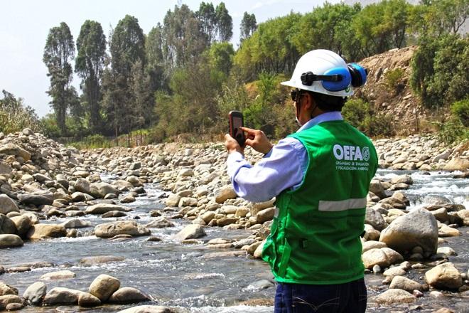 Programa 1,161 acciones de evaluación de calidad ambiental (Foto: Andina)