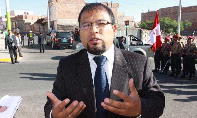 Omar Candia (Foto: la República)