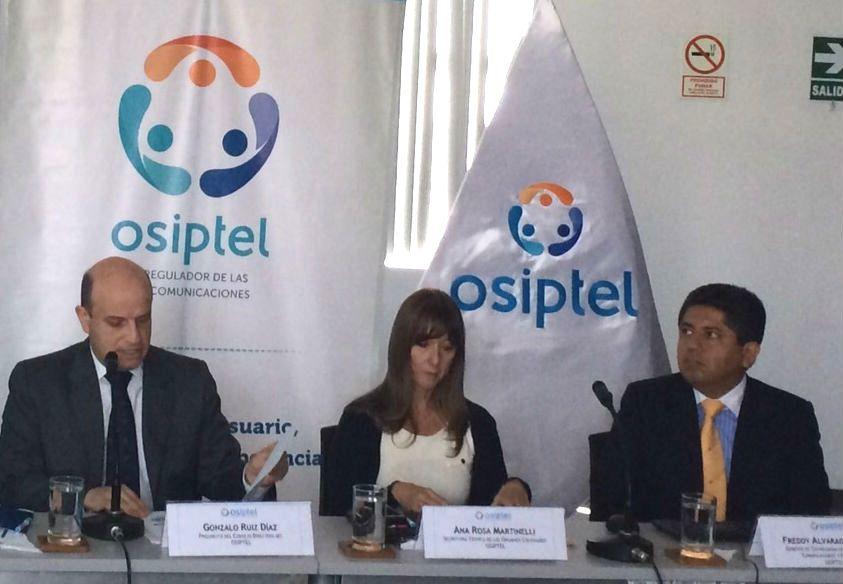 Osiptel lanzó nueva herramienta para consultas de estado de reclamos