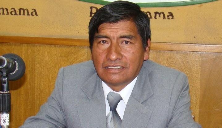 Rene Calsin (Foto: Pachamama Radio)