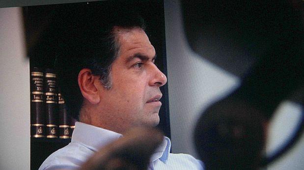 """Martín Belaunde Lossio ingresó a Bolivia el 1 de diciembre. Dos semanas después, solicitó regufio ante la Conare de ese país. (Foto: """"Día D"""")"""