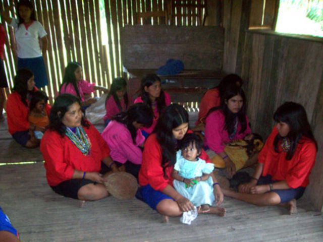 comunidades nativas de San Juan y Airico
