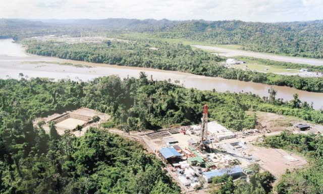 Actividad petrolera. Se desarrollaría en la selva con presencia de poblaciones indígenas. (Foto: La República)