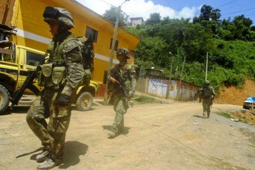 Las Fuerzas Armadas se encargarán del control del orden interno. (Foto referencial: Archivo El Comercio)