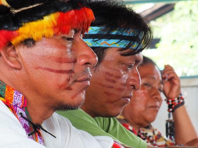 pueblos índigenas
