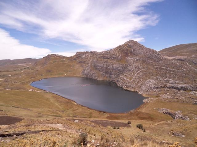 La visita a las lagunas, ubicadas en la parte alta de Bambamarca será el próximo 04 de marzo (Créditos: Referencial/Luis Asencio)