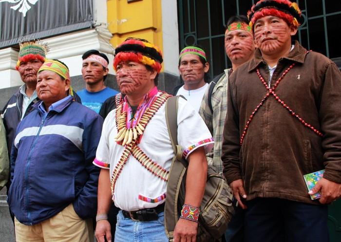Comunidades indígenas de Loreto alertan de un conflicto si el Gobierno licita el lote 192