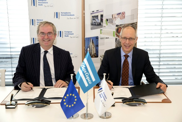 EIB Atlas Copco