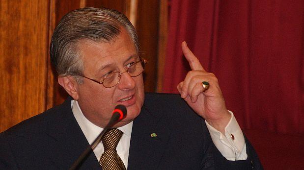 Excanciller Óscar Maúrtua (Foto: El Comercio